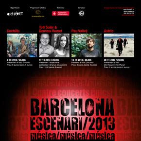 Barcelona Escenari, 2a edició