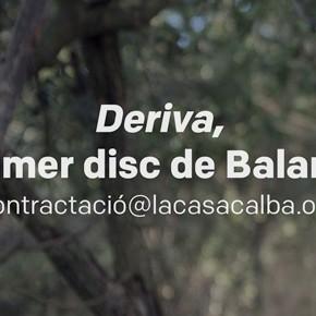 Deriva, primer disc de Balancí