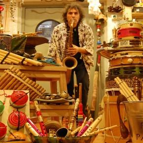 Pepino Pascual amb la 'Souvenir Orquestra' al cicle Barcelona Escenari 2015
