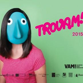 Del 21 al 24 d'octubre Castelló acollirà la 3a edició de la fira musical TROVAM!