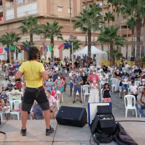 Sona Baixet Fest(a) acomiada l'estiu amb música, màgia i art
